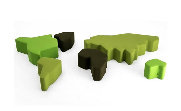 [创意家具 - 坐具|吧椅/凳子|创意家具|现代家居|时尚家具|设计师家具|ottomap墩]
