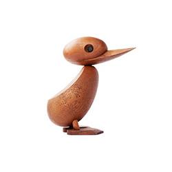 木鸭与小鸭子 汉斯・博林  饰品