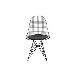 伊姆斯钢丝椅DKX 伊姆斯夫妇  Charles & Ray Eames 伊姆斯夫妇