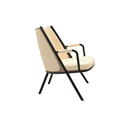 扎弗拉低背躺椅   躺椅