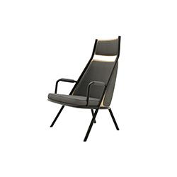 扎弗拉高背躺椅&脚凳   躺椅