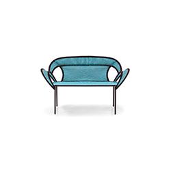 Banjooli沙滩户休闲椅 塞巴斯蒂安·赫克纳  户外椅