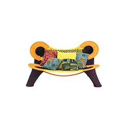 达喀尔夫人椅 Bibi Seck & Ayse Birsel  户外椅