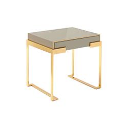 光环床头桌   储藏
