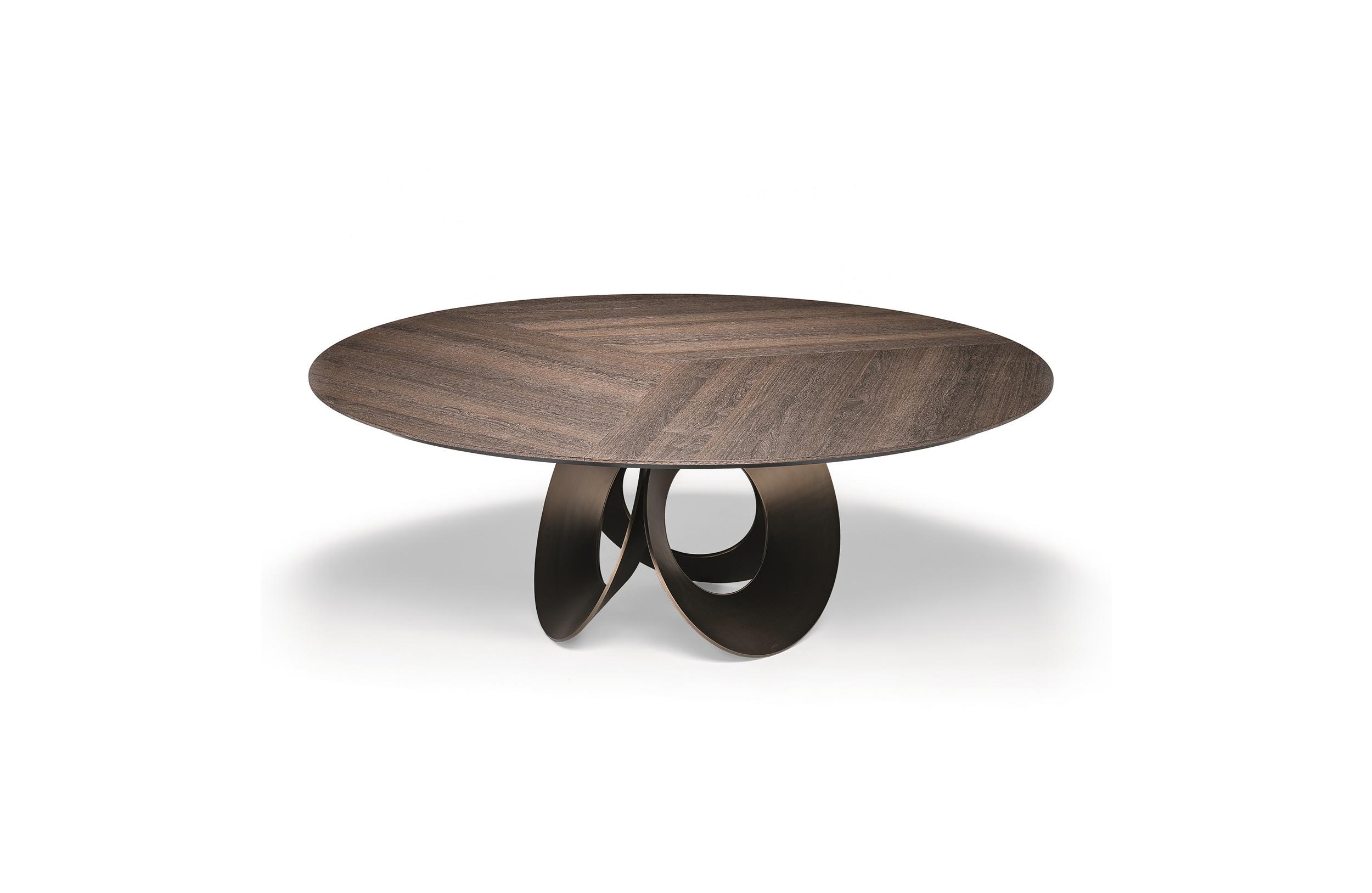 [创意家具 - 桌几|餐桌|创意家具|现代家居|时尚家具|设计师家具|神谕餐桌]