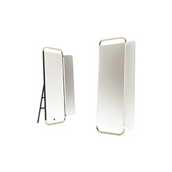 坎托的落地镜   镜子