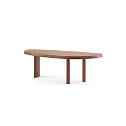 525马蹄自由桌   办公桌