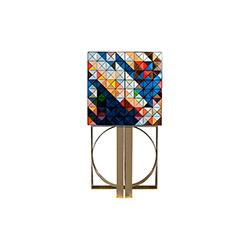 像素柜   装饰架