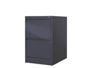 二斗文件柜   钢制文件柜