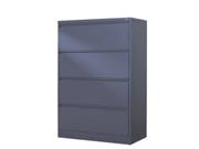 四斗理想柜   钢制文件柜
