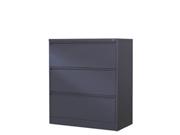 三斗理想柜   钢制文件柜