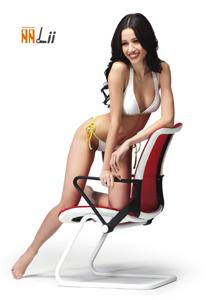 丽系列办公椅(Lii)   办公椅