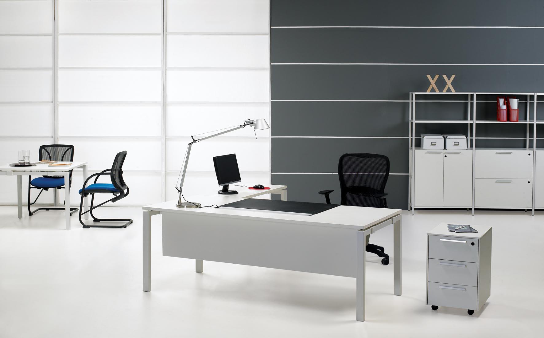 open是开放互动式的办公家具设计  简约,实用图片