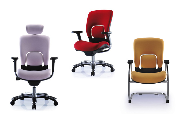 Beau Vapor Series Office Chair