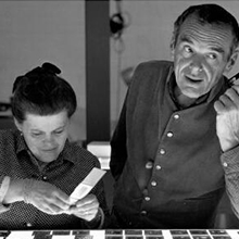 Charles & Ray Eames 伊姆斯夫妇