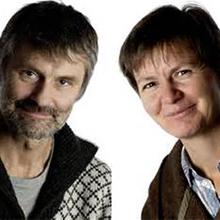 Oluf Lund & Eva Paarmann 奥卢夫・隆德&伊娃・帕尔曼