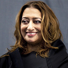 Zaha Hadid 扎哈・哈迪德