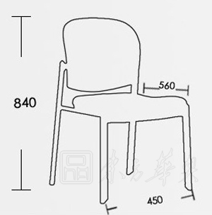 家具 简笔画 手绘 线稿 椅 椅子 300_305