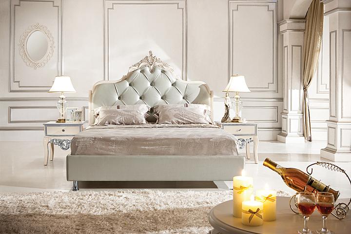 法式新古典风格酒店别墅家具图片