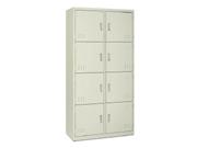 钢制八门更衣柜   钢制储物柜