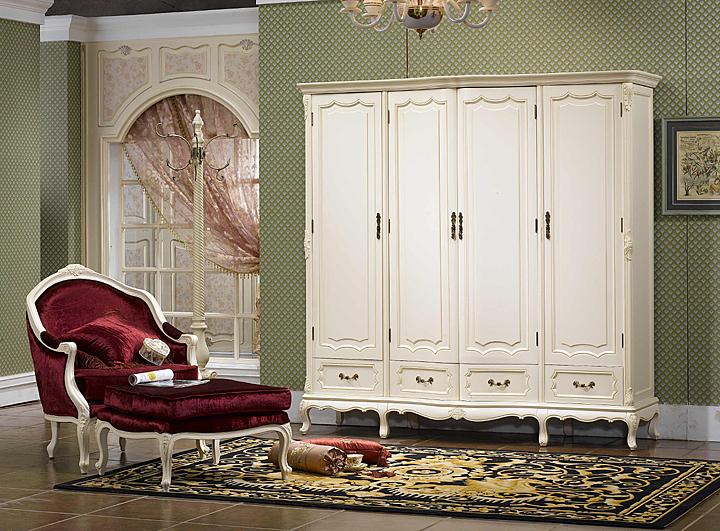 欧式酒店别墅家具系列图片
