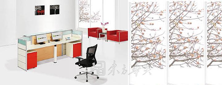 办公屏风|前台|办公家具|前台|板式前台,接待台