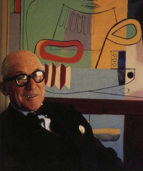 Le Corbusier 勒·柯布西耶